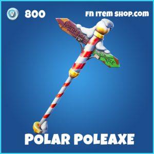 Polar Poleaxe rare fortnite pickaxe