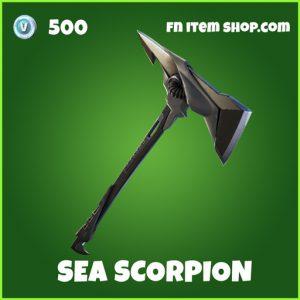 Sea Scorpion uncommon fortnite pickaxe