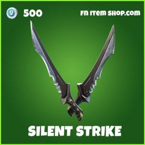 Silent Strike uncommon fortnite pickaxe