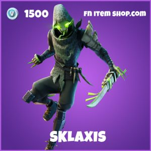 Sklaxis epic fortnite skin