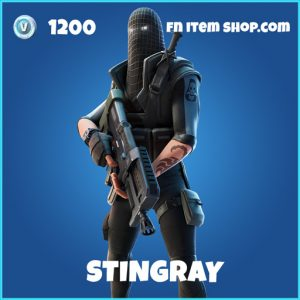 Stingray rare fortnite skin