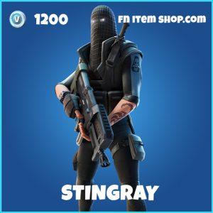 Stingray rare fortnite skin