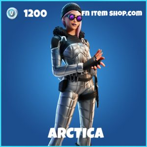 Arctica rare fortnite skin