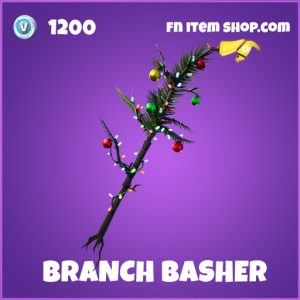 Branch Basher epic pickaxe