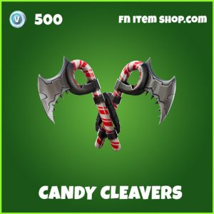 Candy cleavers uncommon fortnite pickaxe