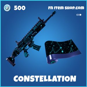 Constellation rare fortnite wrap