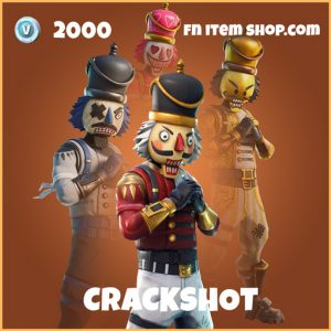 crackshot legendary skin fortnite