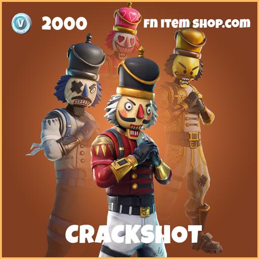 Crackshot-Fade