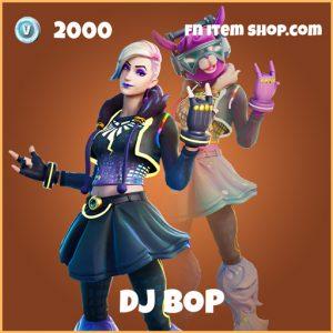 DJ Bop legendary fortnite skin