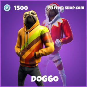 Doggo epic fortnite skin