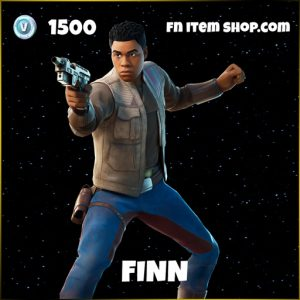 Finn star wars fortnite skin