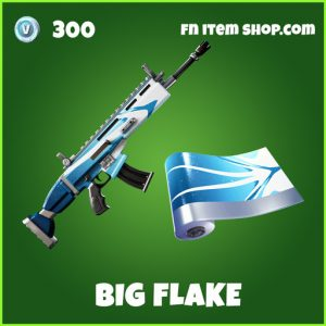 big flake uncommon fortnite wrap