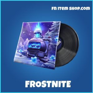 frostnite rare music pack fortnite