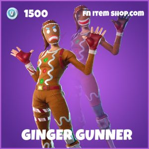 ginger gunner fade epic skin fortnite