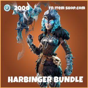 Harbinger Bundle legendary fortnite bundle