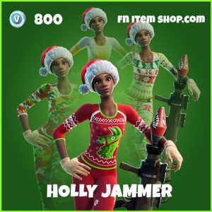 Holly Jammer uncommon fortnite skin