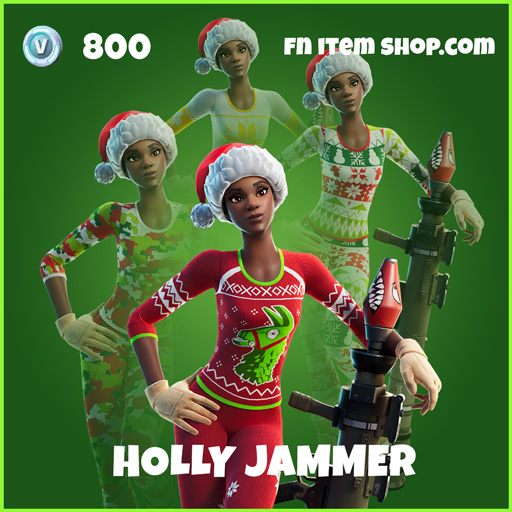 Holly-Jammer