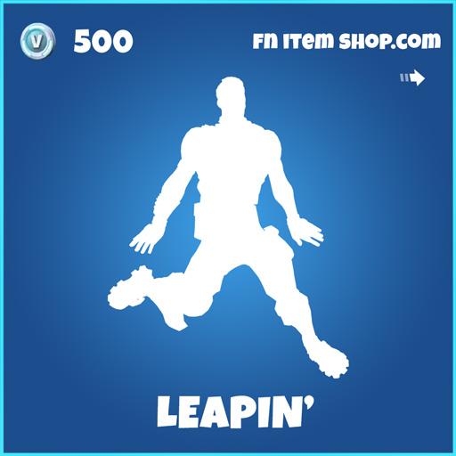 Leapin'