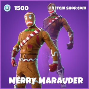 merry marauder fade epic skin fortnite