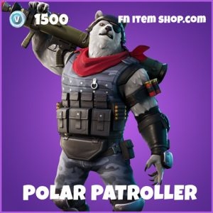 Polar Patroller epic fortnite skin