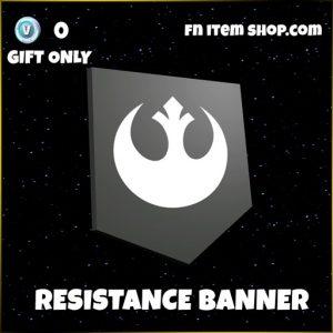 Resistance banner star wars fortnite banner