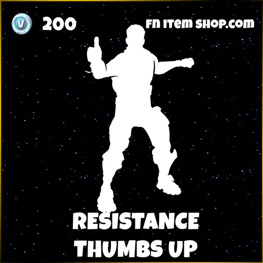 Resistance-Thumbs-Up