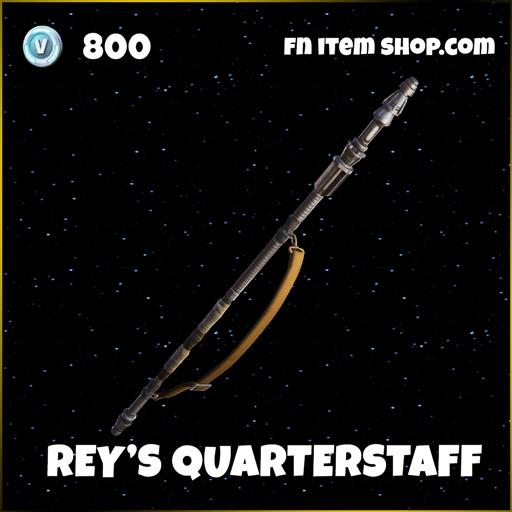 Rey's-Quarterstaff
