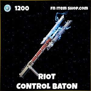 Riot Control baton star wars fortnite pickaxe skin