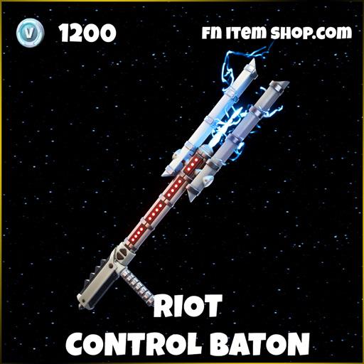 Riot-Control-Baton