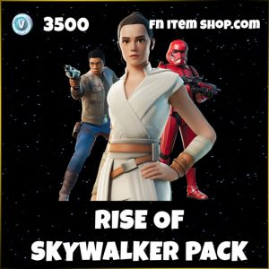 Rise of skywalker star wars fortnite bundle