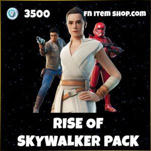 Rise of skywalker star wars fortnite bundle