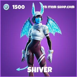 Shiver epic fortnite skin