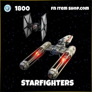 Starfighters fortnite star wars bundle