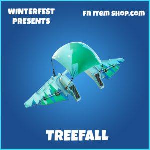 Treefall rare fortnite glider