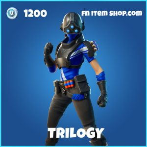 Trilogy rare fortnite skin