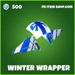 Winter wrapper uncommon fortnite glider