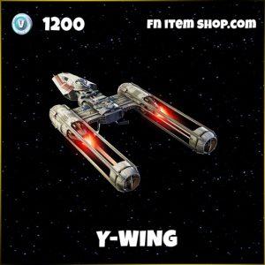 Y-wing star wars fortnite glider