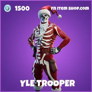 Yule squad epic fortnite skin