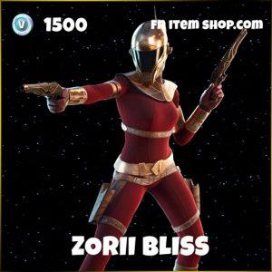 Zorii Bliss epic fortnite star wars skin