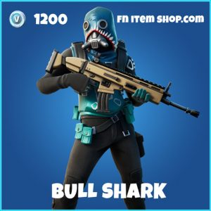 Bull shark rare fortnite skin