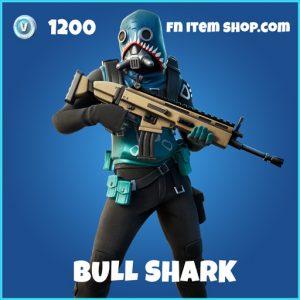 Bull shark rare fortnite skin