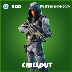 Chillout uncommon fortnite skin
