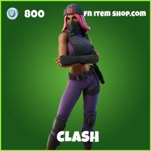 clash uncommon fortnite skin