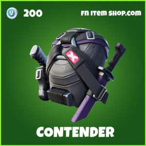 Contender uncommon fortnite backpack