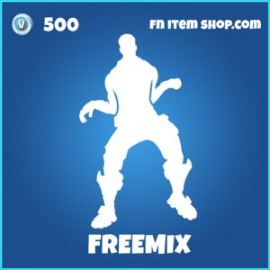 Freemix rare fortnite emote