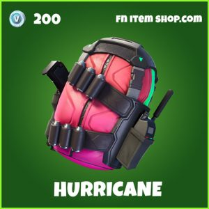 Hurricane uncommon fortnite backpack