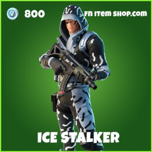 ice stalker uncommon fortnite skin