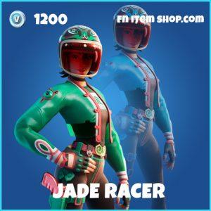 Jade racer rare fortnite skin