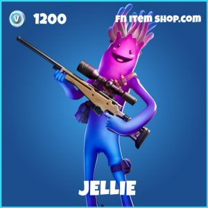 Jellie rare fortnite skin