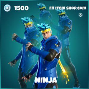 Ninja icon fortnite skin